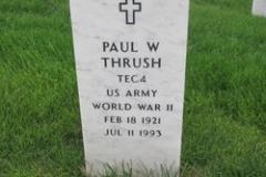 Paul William Thrush