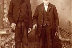 Ephraim & Ansel Aretus-Patterson
