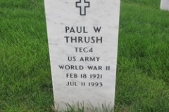Paul William Thrush
