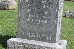 William John & Hanna Thrush