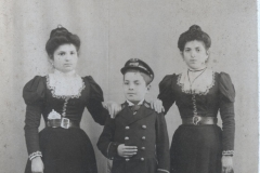 Donata, Emilio, & Unknown Civita
