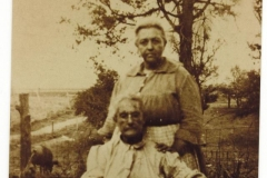 Lillian Manville-Lonsdale & Angeline Henrietta-Beecher-